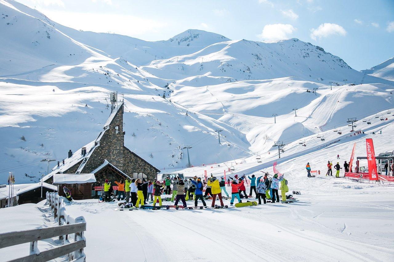 Lokasi Menakjubkan di Eropa Untuk Olahraga Musim Dingin